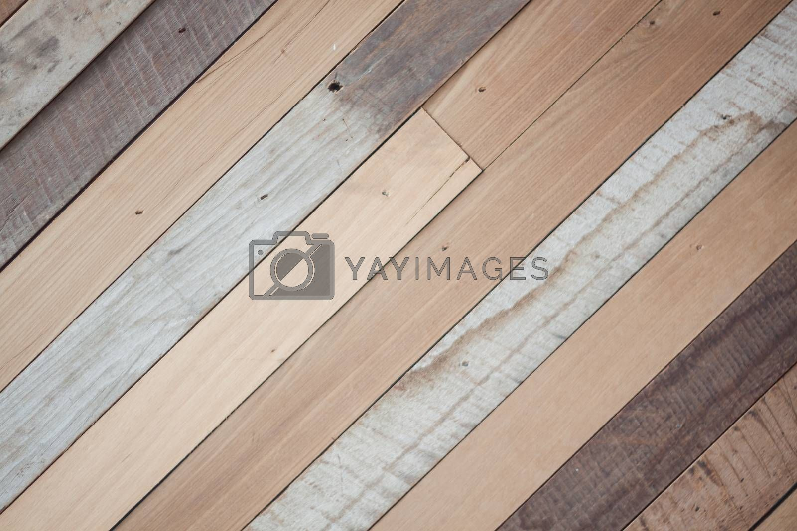Wooden wall textured abstract background, stock photo