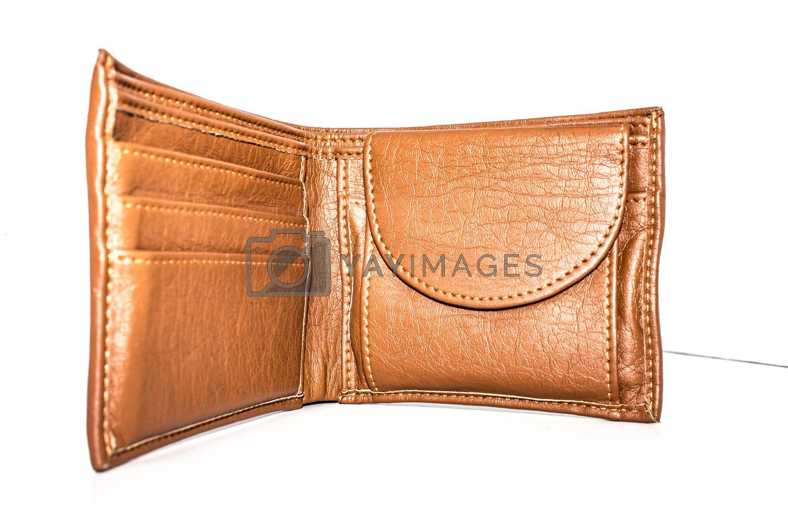 A picture of wallet