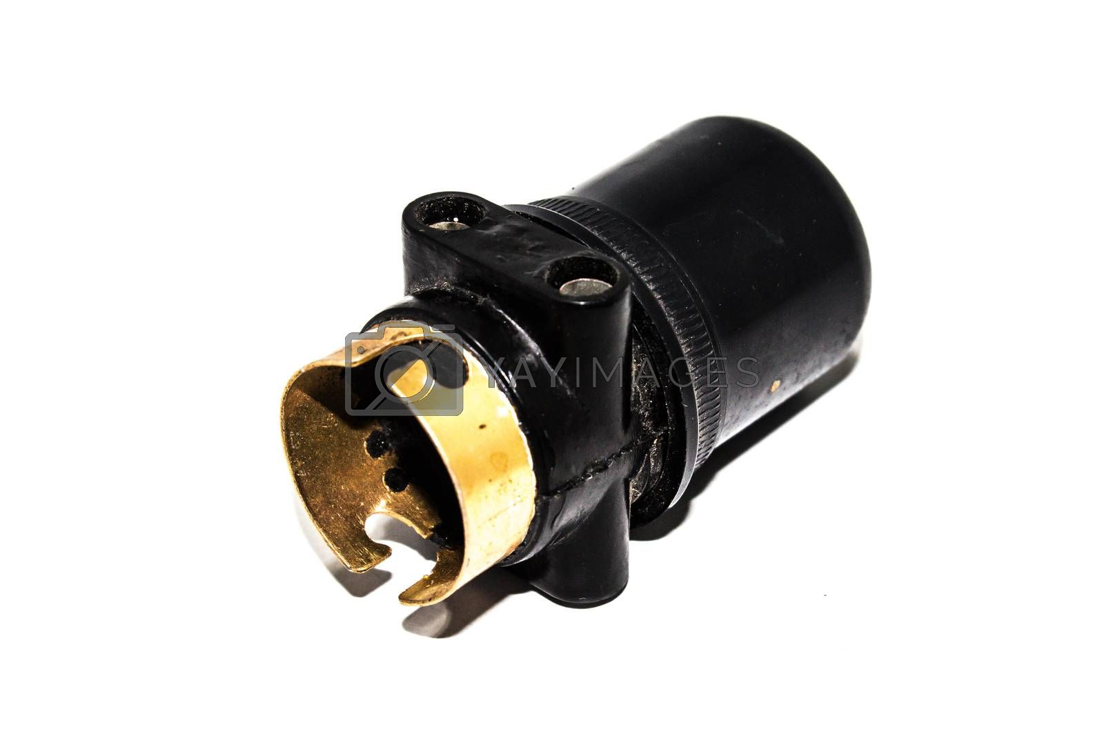 A picture of bulb holder
