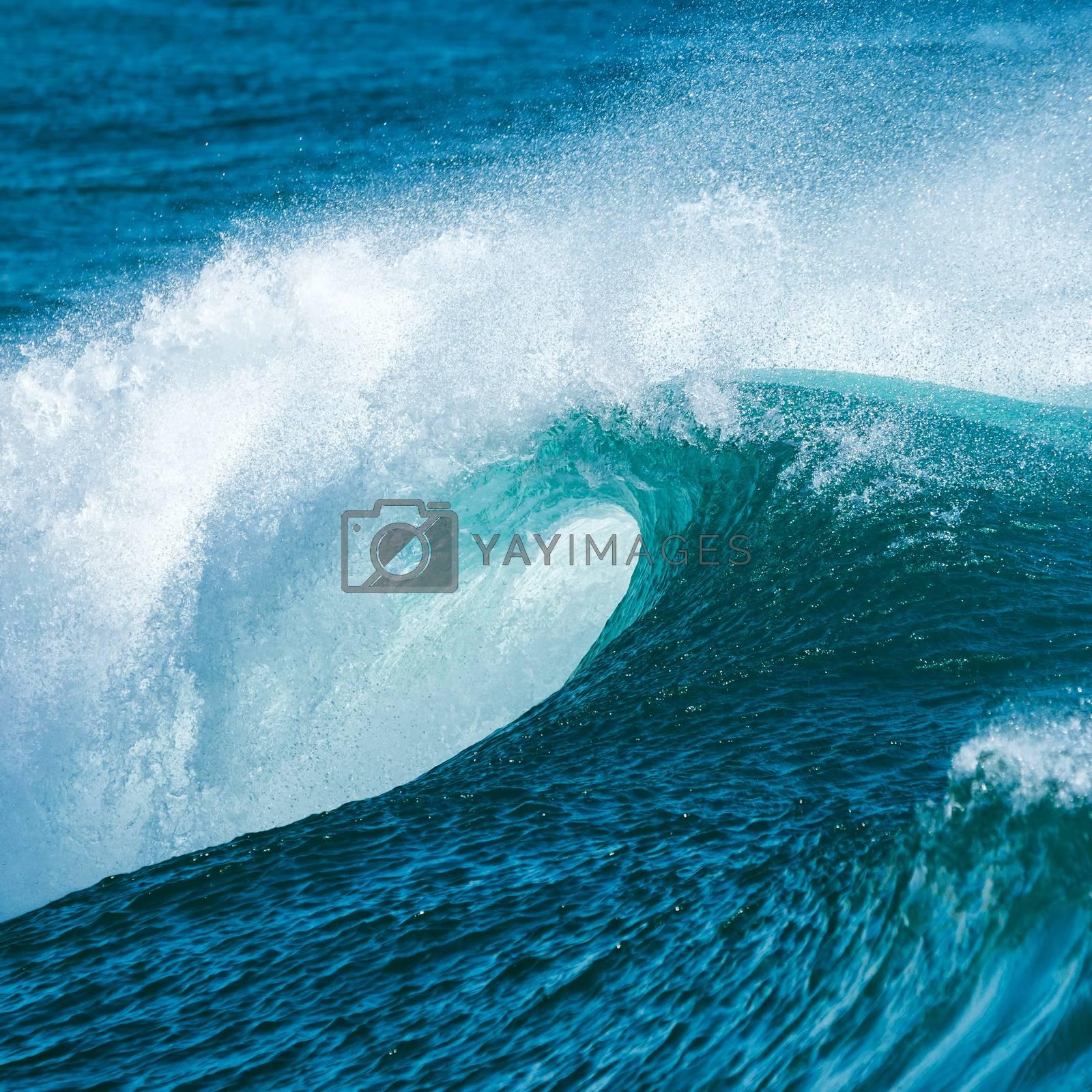 Wave by Digoarpi