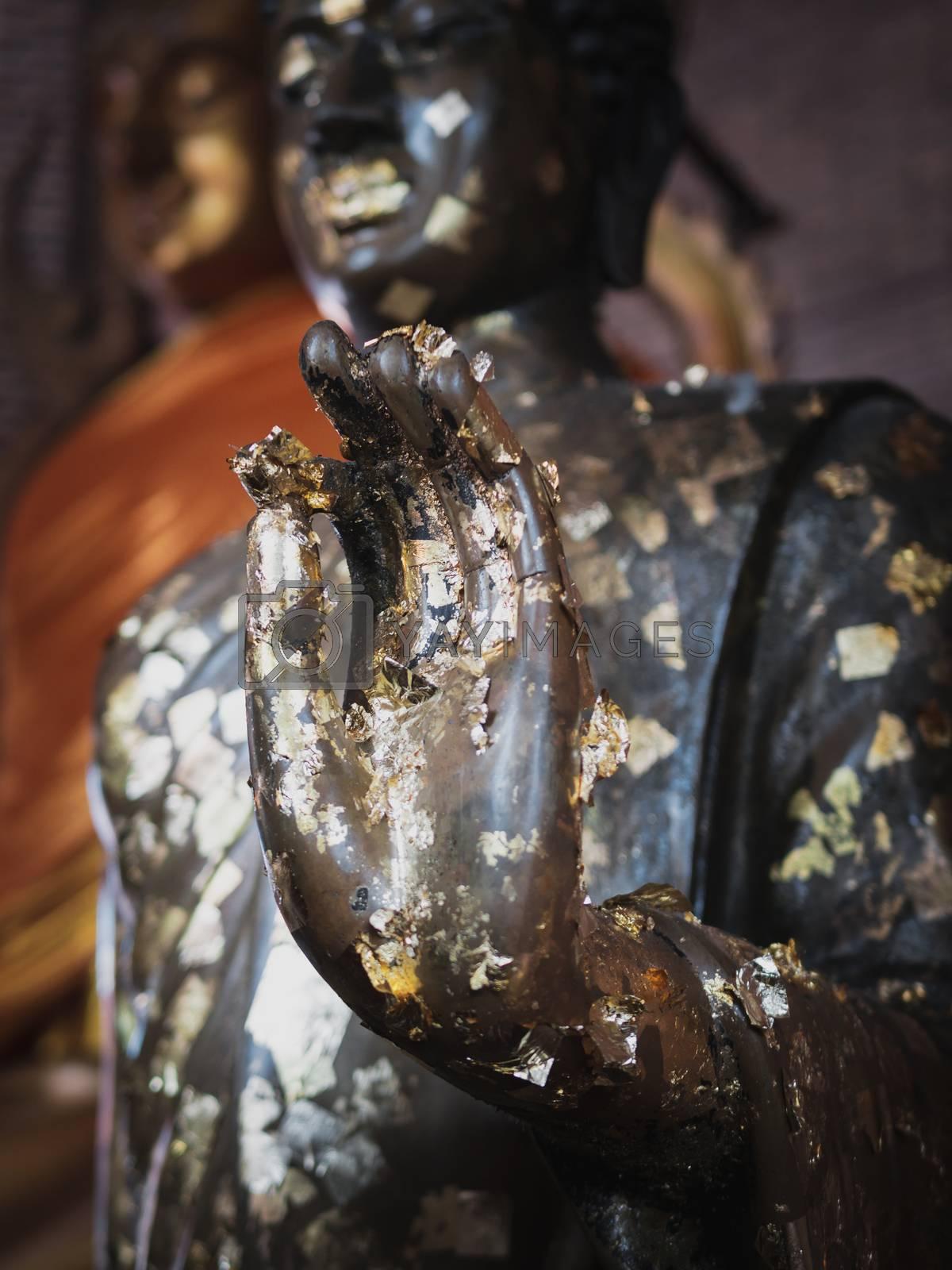 Hand of the Buddha