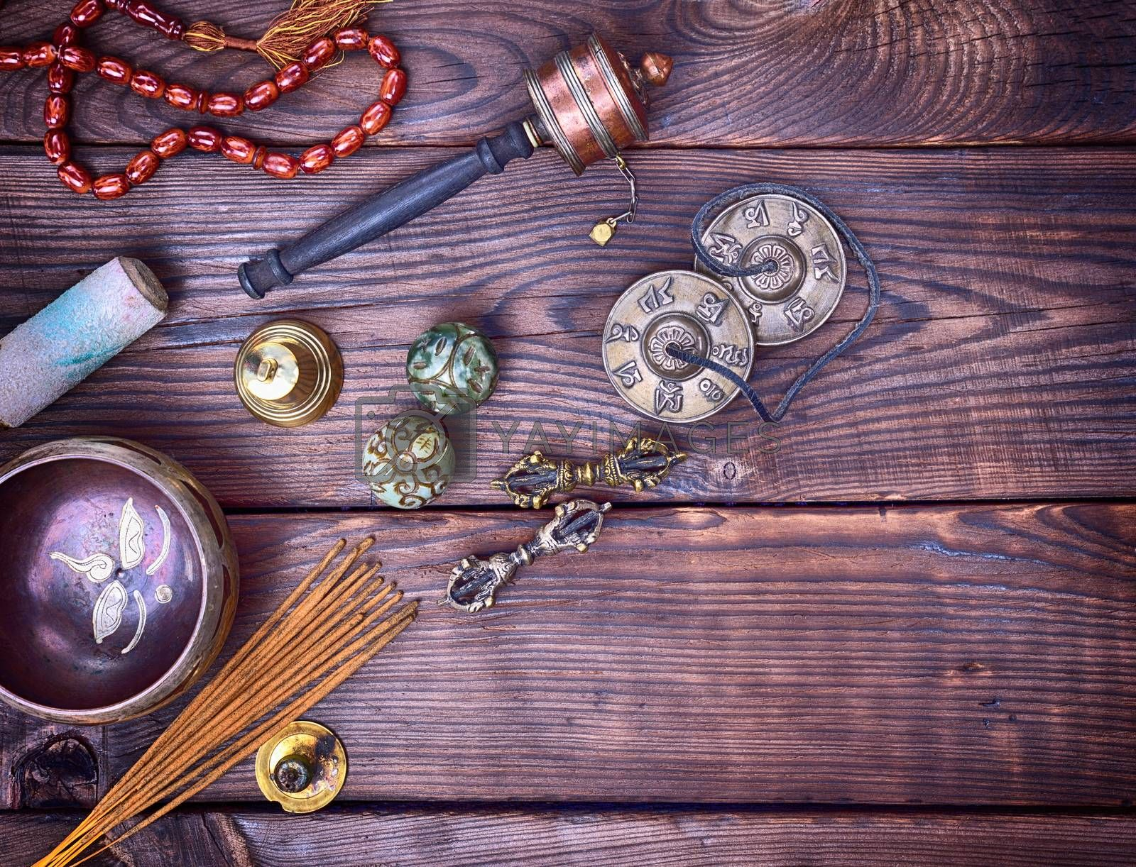 Musical religious instruments  by ndanko