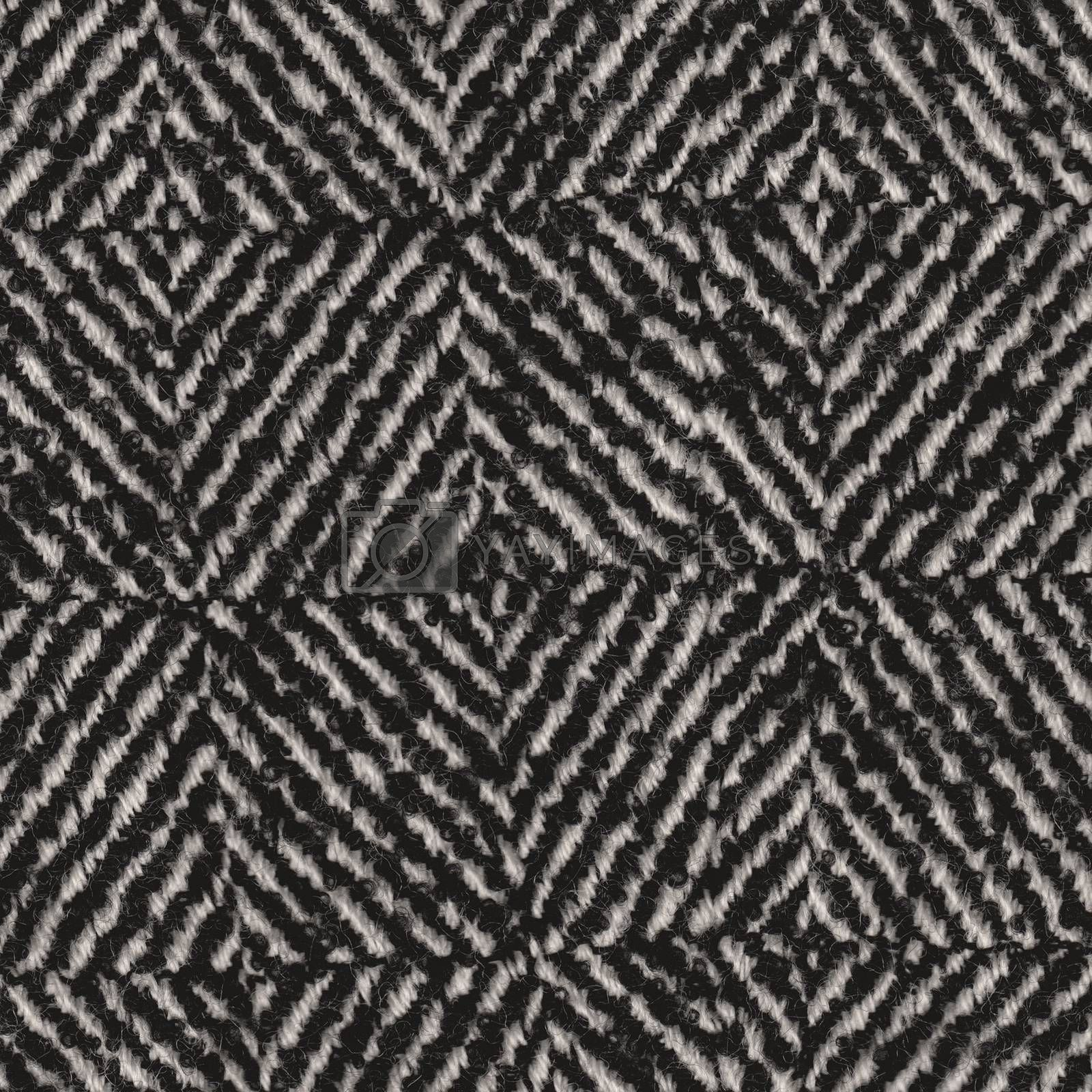Real close-up wool texture and background, grey color