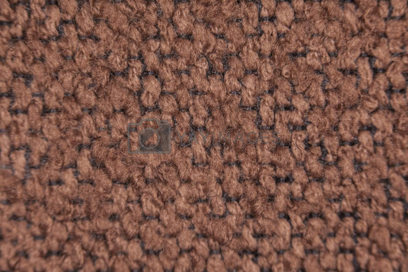 brown material, textured textiles, background