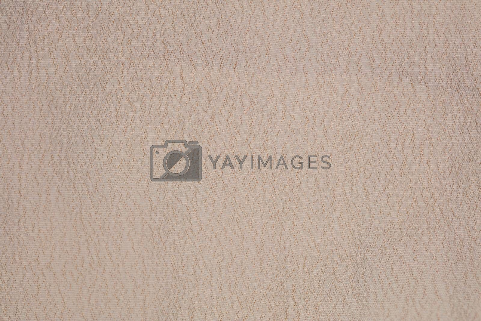 light pink color fabric with folds, closeup, background
