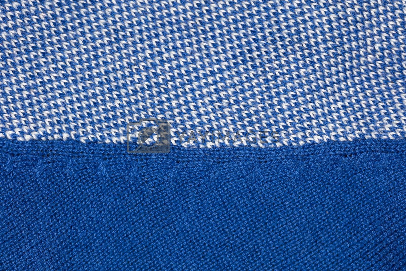 white and blue fabric, beautiful background
