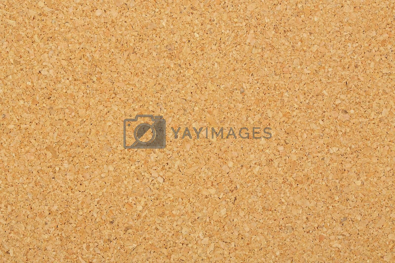 macro of corkboard for backgrounds