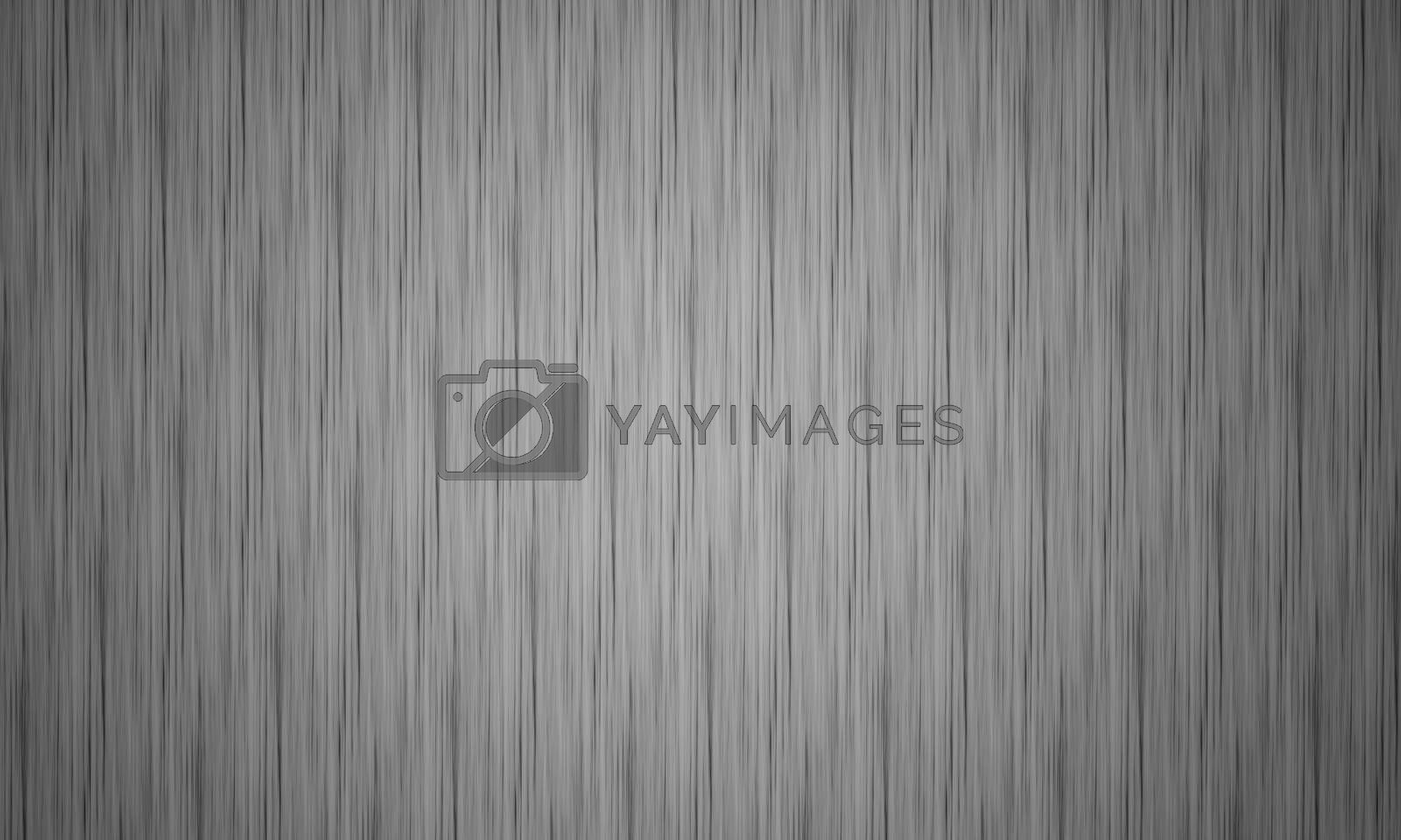 black and white vertical lines and pattern use for background and wallpaper. 3D software rendering.