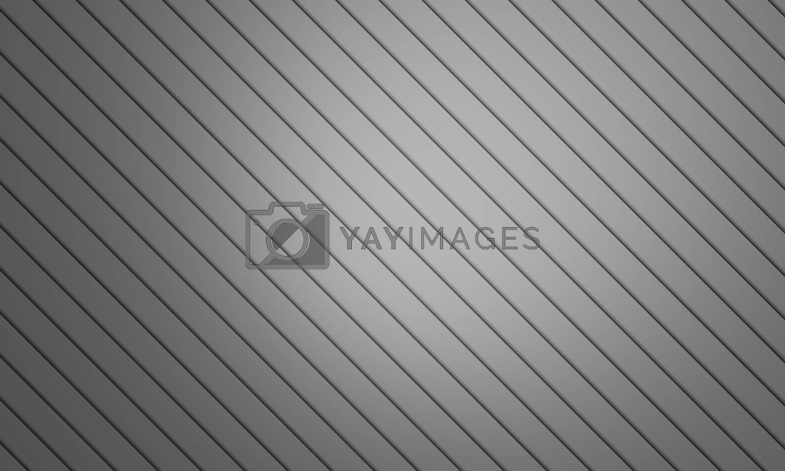 diagonal stripes pattern background and  wallpaper. 3D Software rendering.