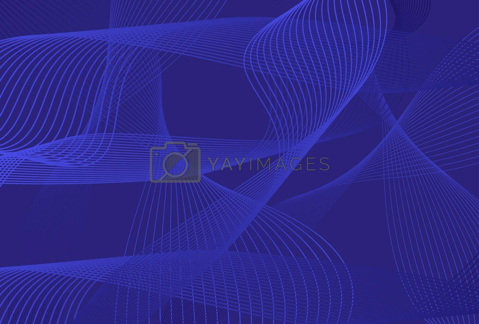 Abstract Blue Background Vector abstract background EPS 10