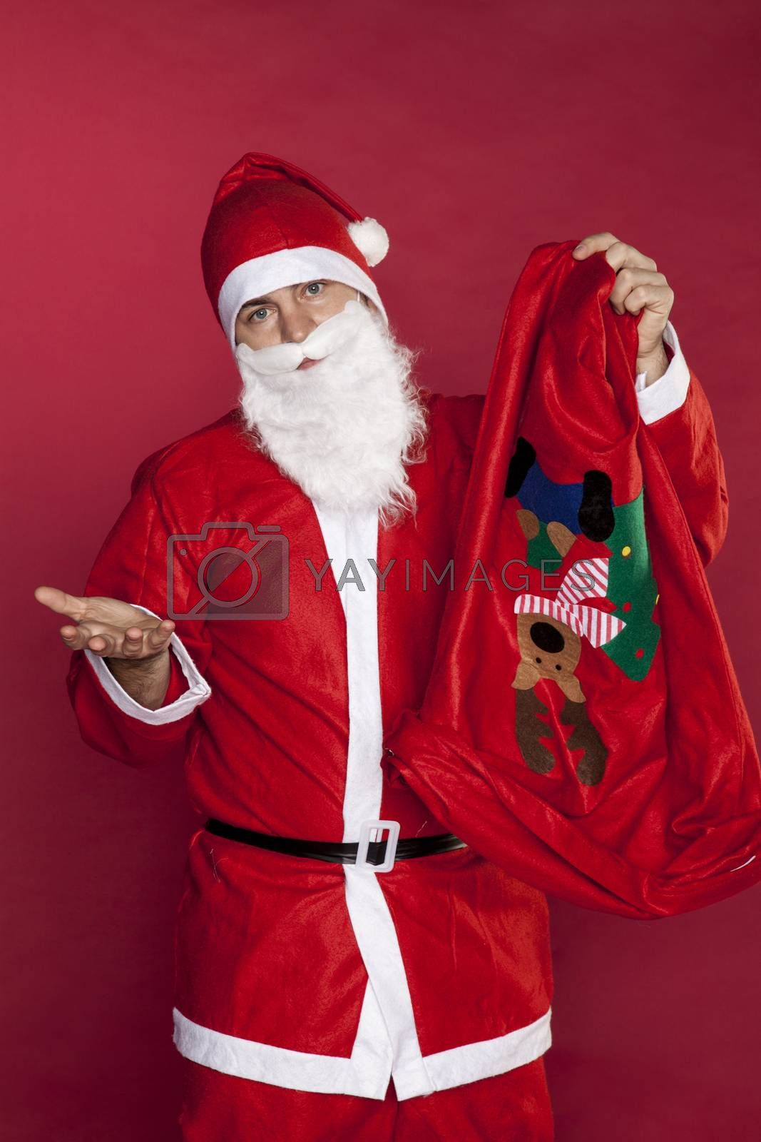 Santa Claus does not have any gifts