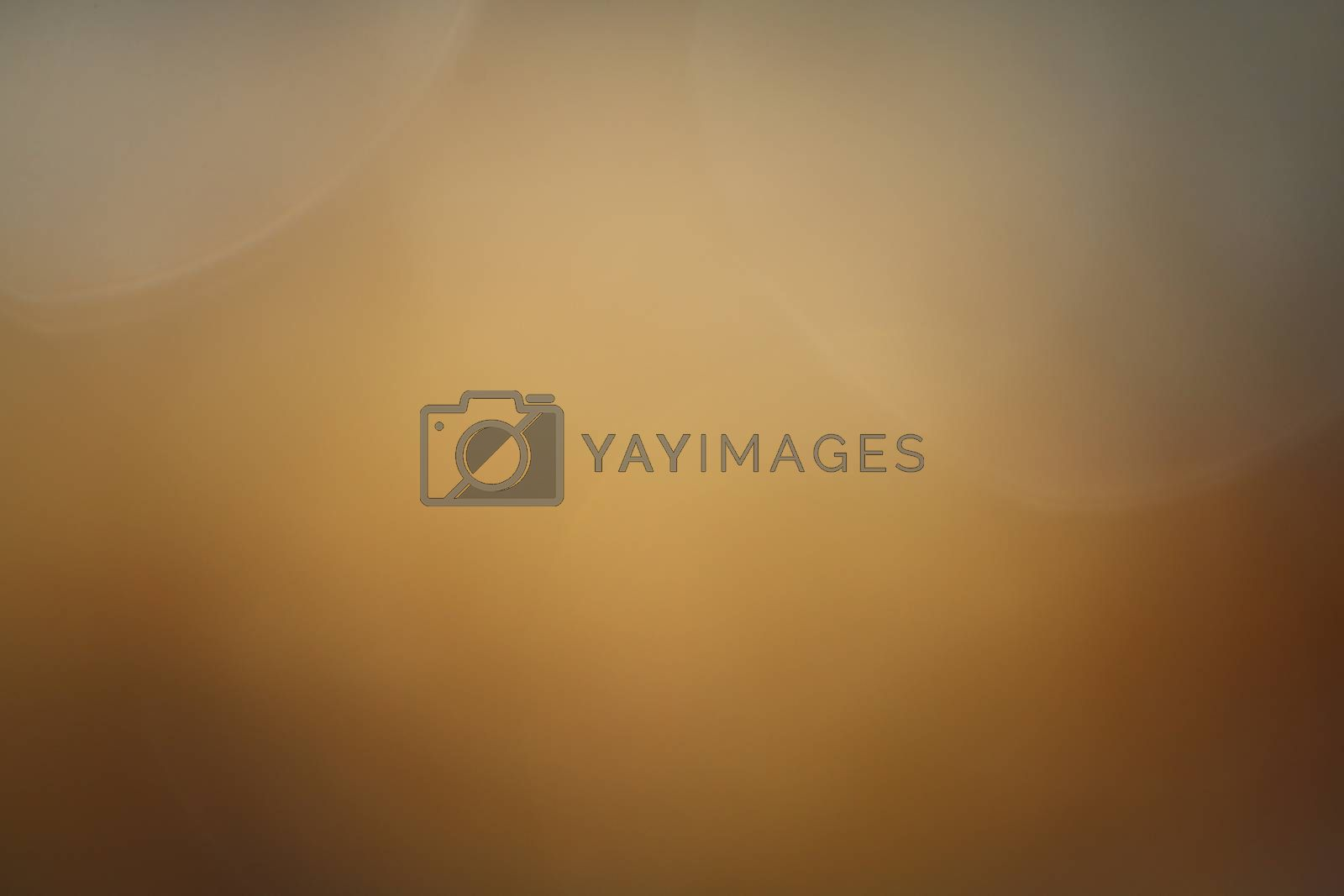 Background soft light blown gold blurry pastel color, Gold blown gradient graphic abstract art bright