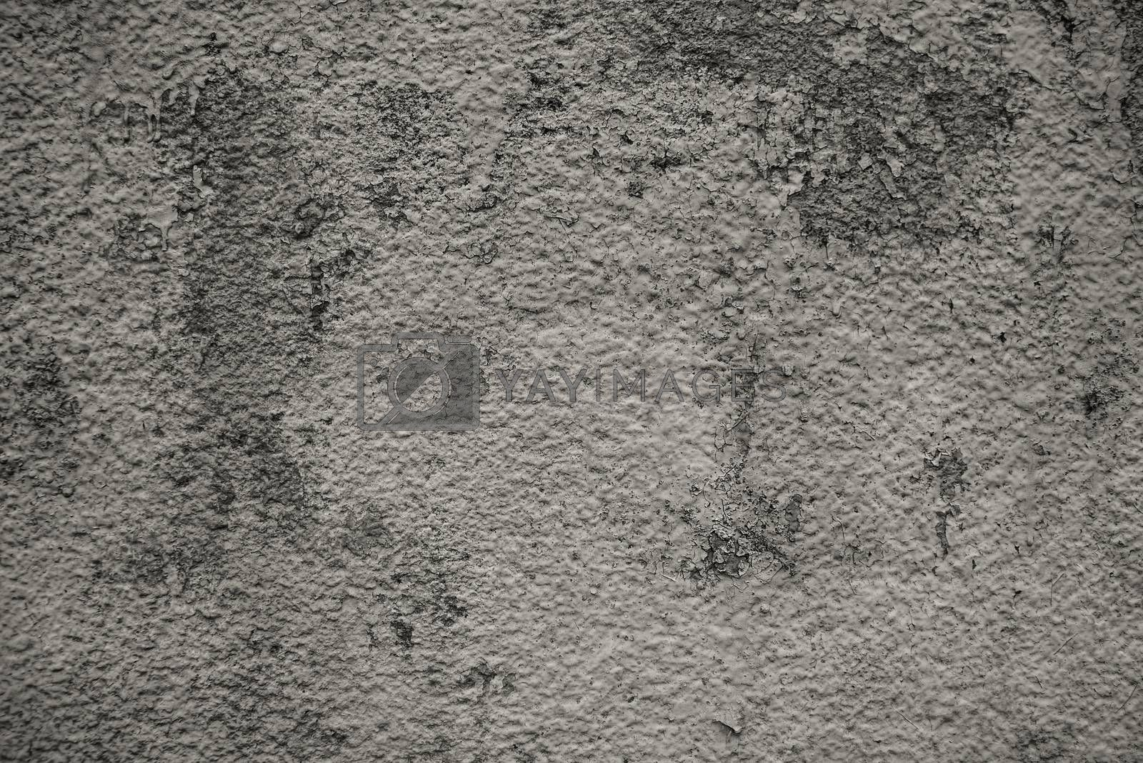 Concrete Chipped Old wall textures, grey wall