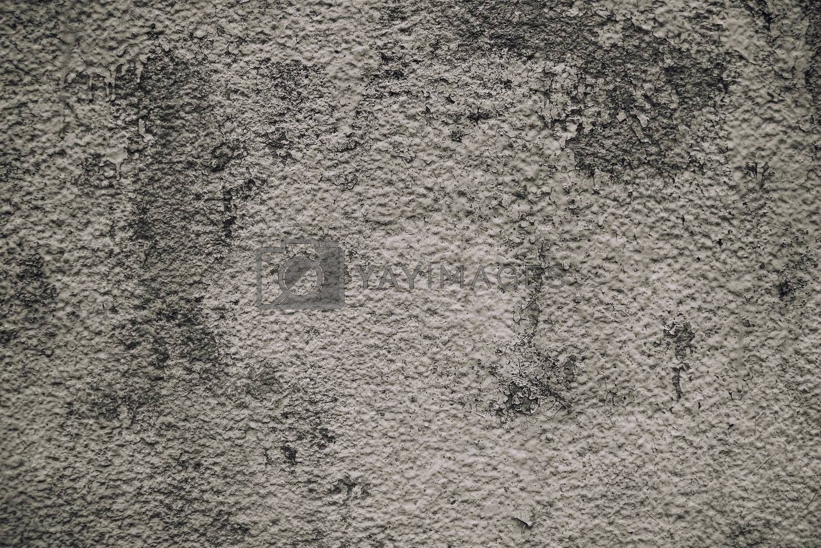 Concrete Chipped Old wall texture