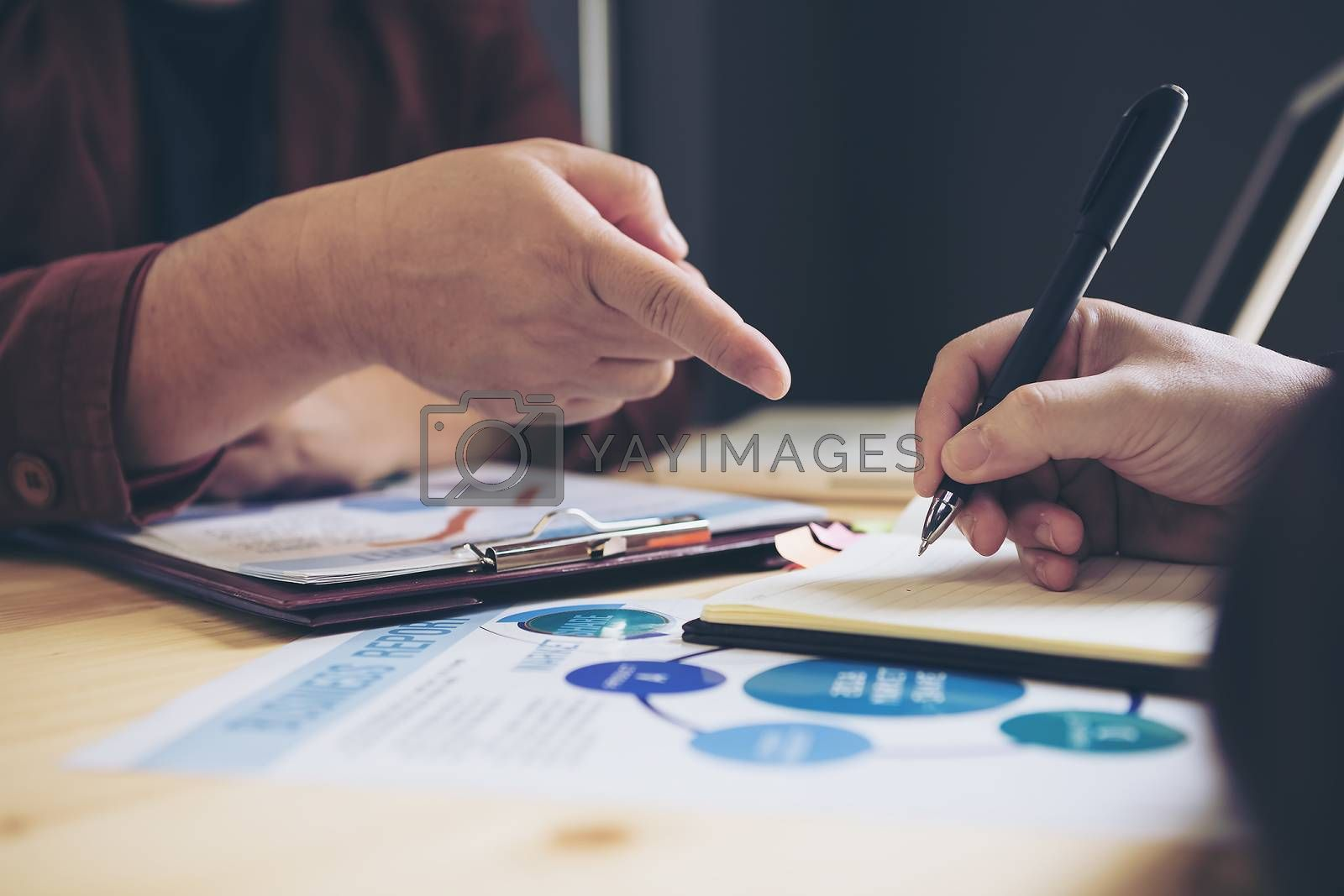 Presentation of business results for business planning, business by numberone9018