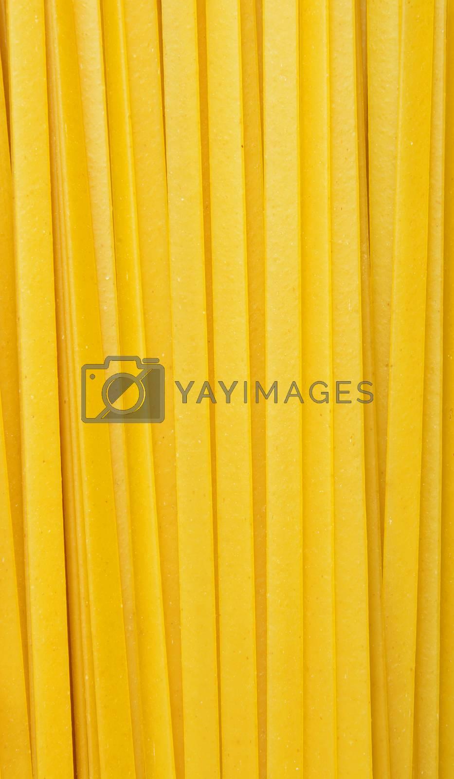 raw pasta closeup as a background