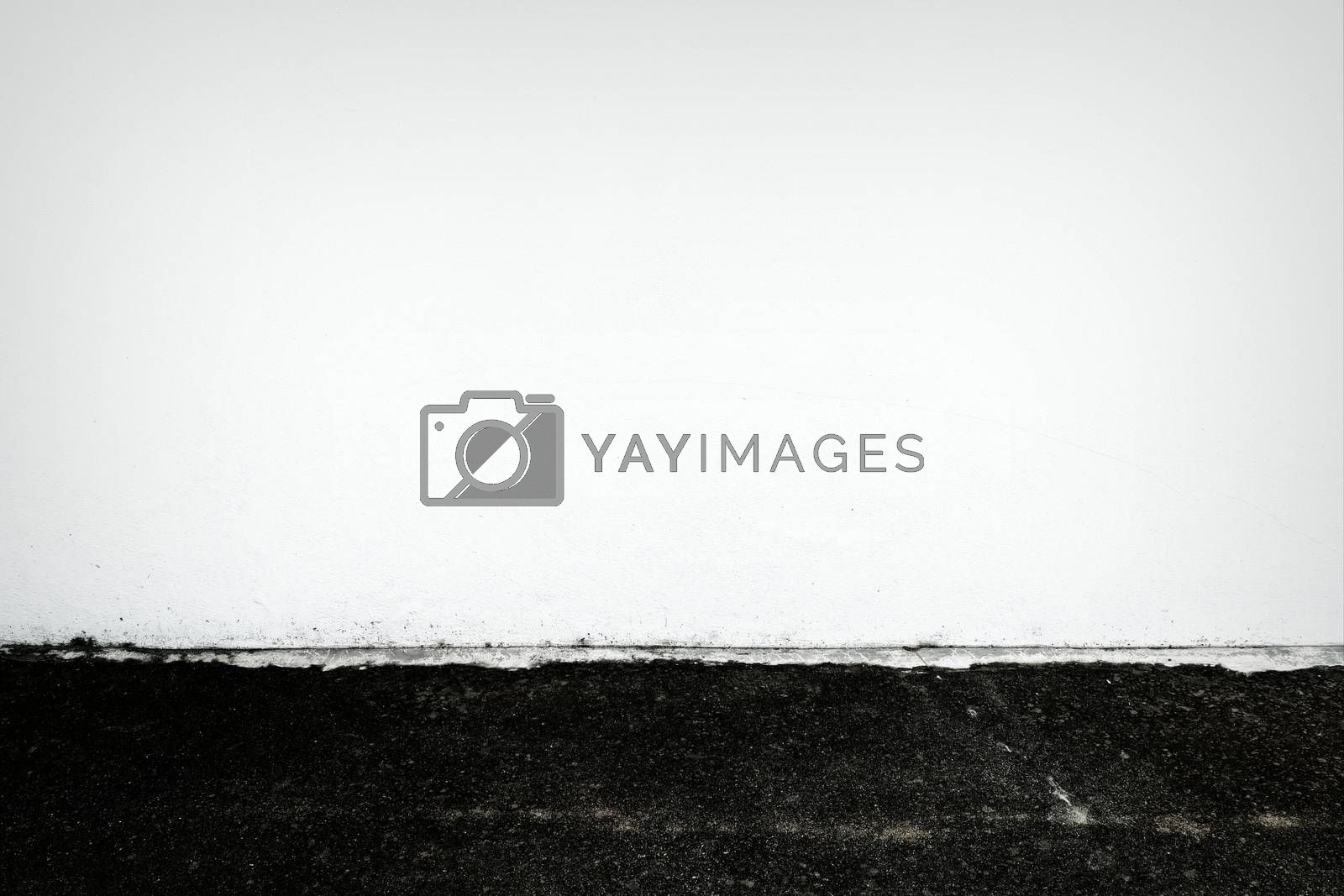 Abstract Cement Room Background.