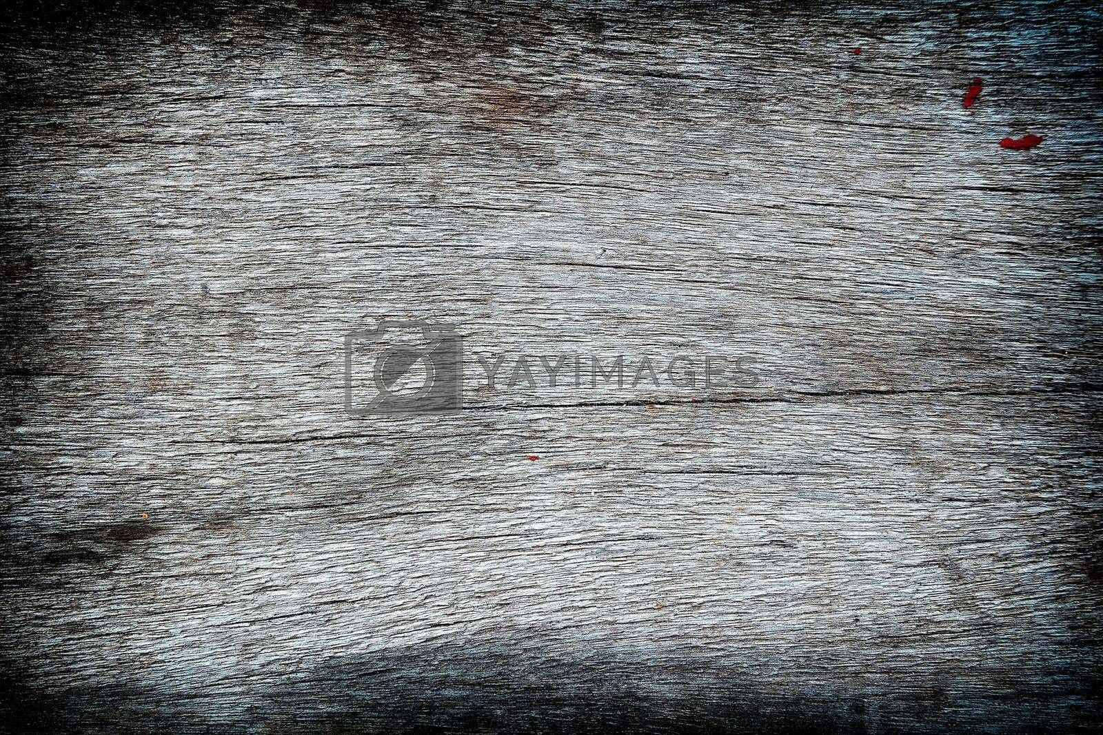 Old Wood Board Background.