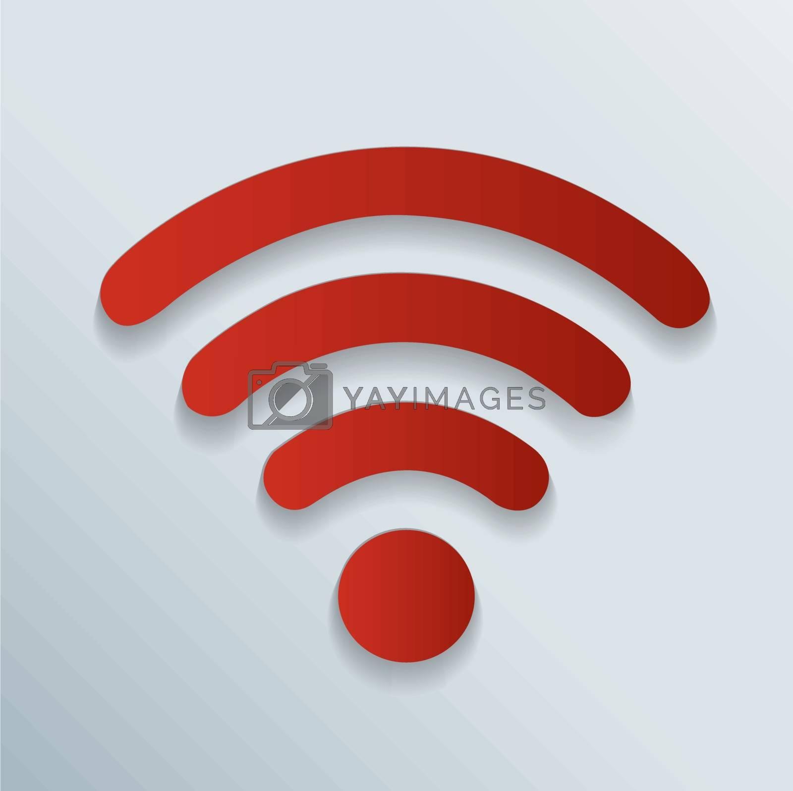 wireless and wifi icon symbol vector