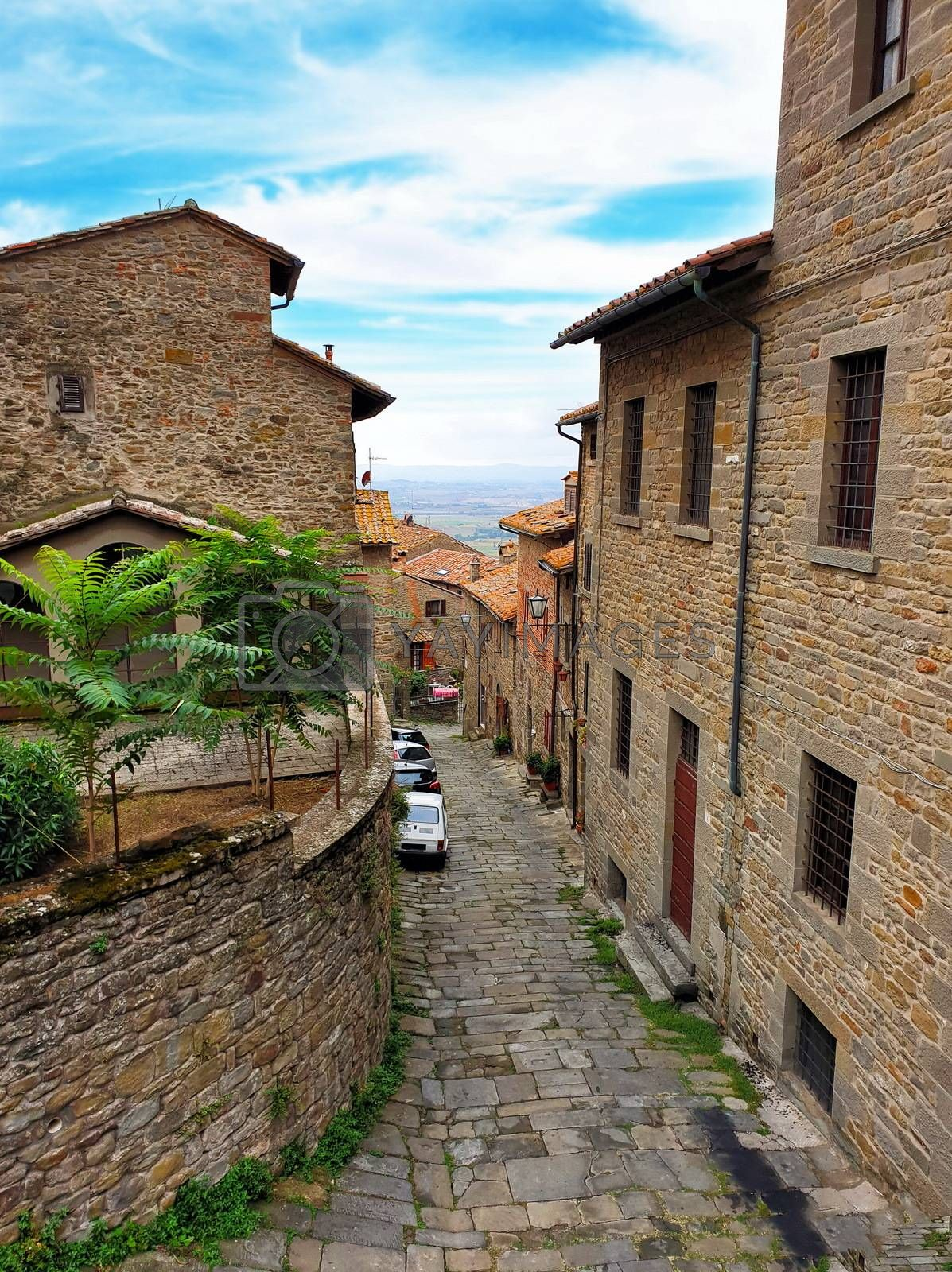 Traveling in Toscana. Italy