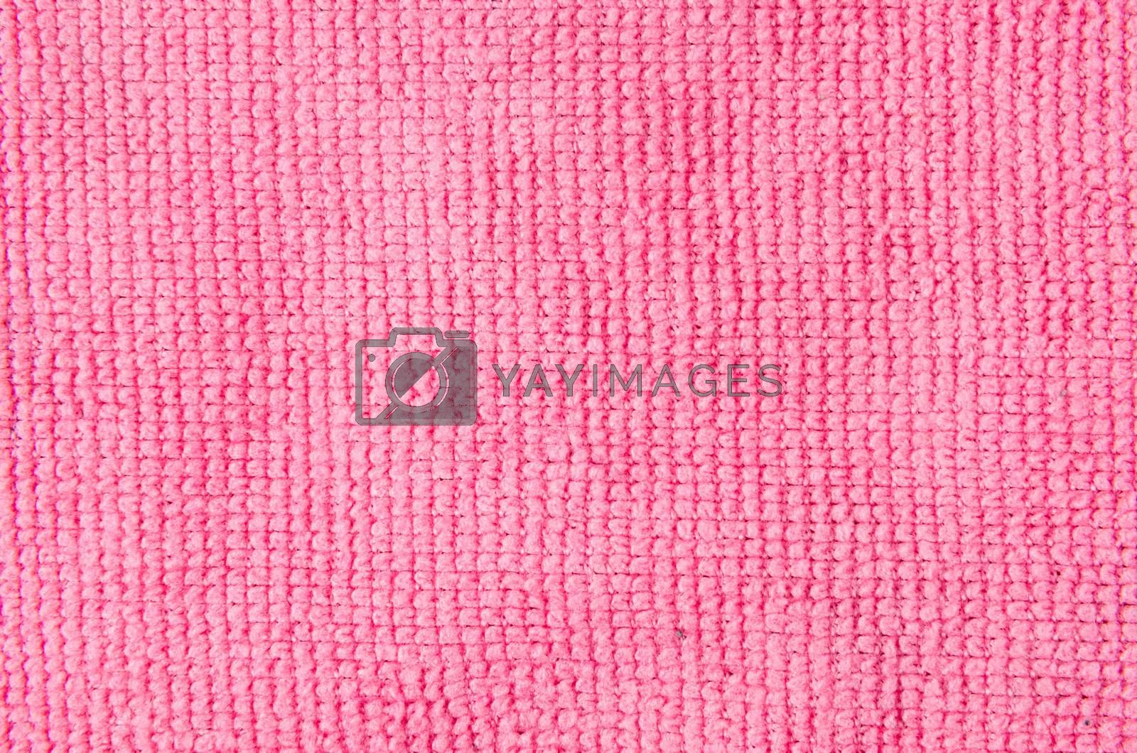 Abstract fabric textured closeup as a background