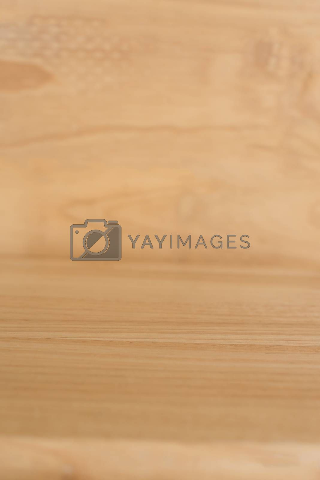 Abstract blurred wood background