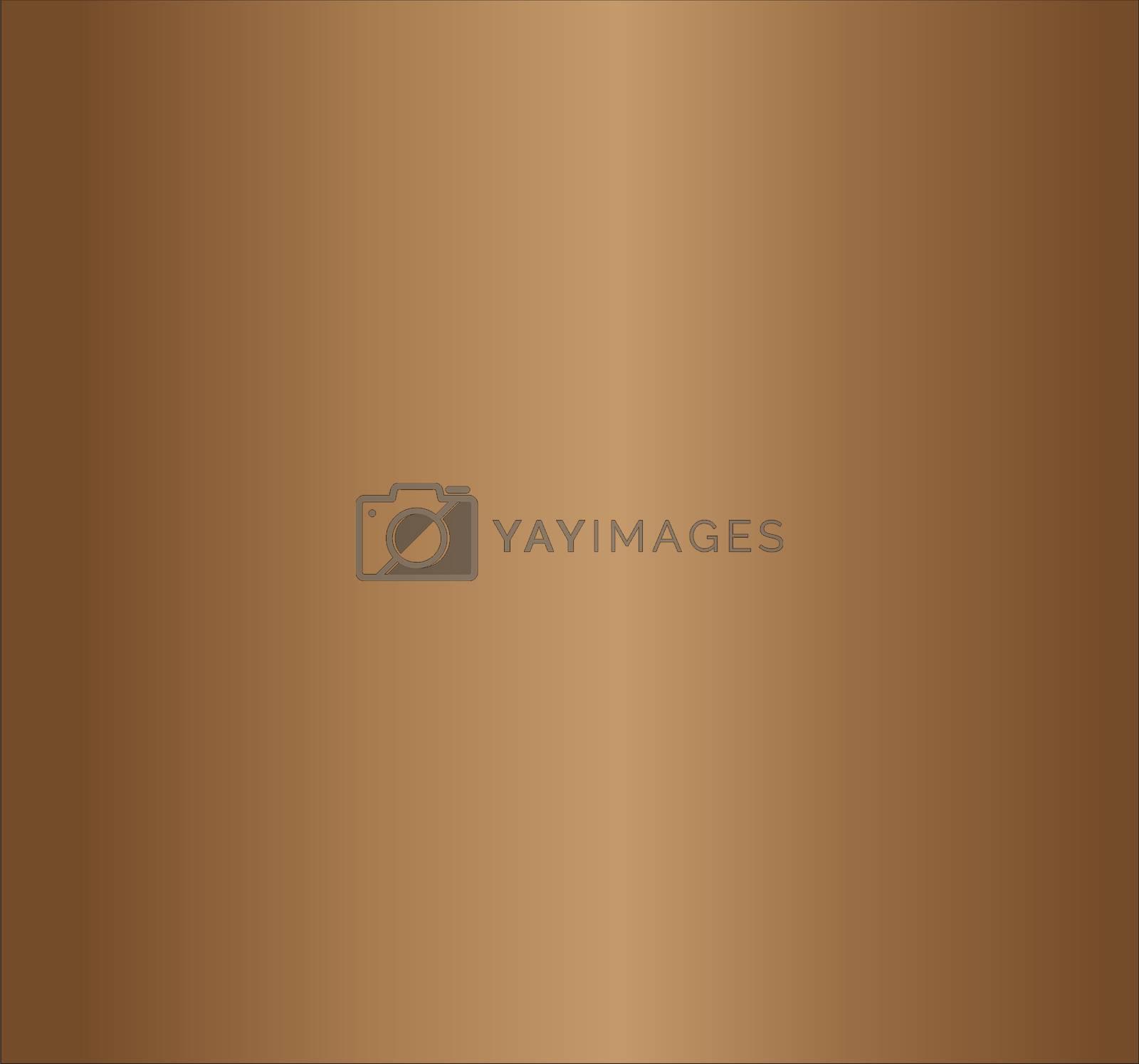 abstract dark gold background. golden gradient. luxury brown background.