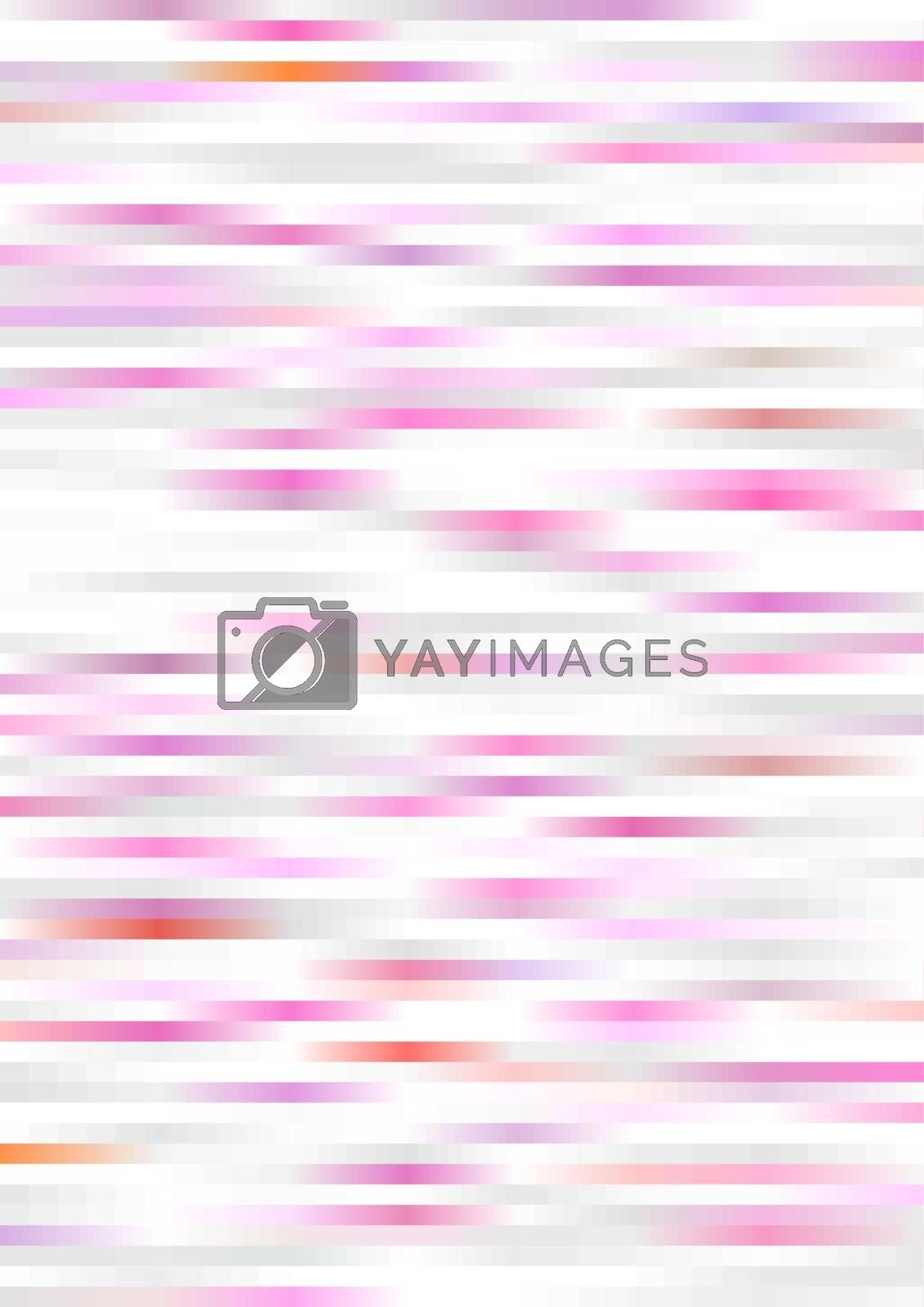 light pink and white stripes background vibrant colors