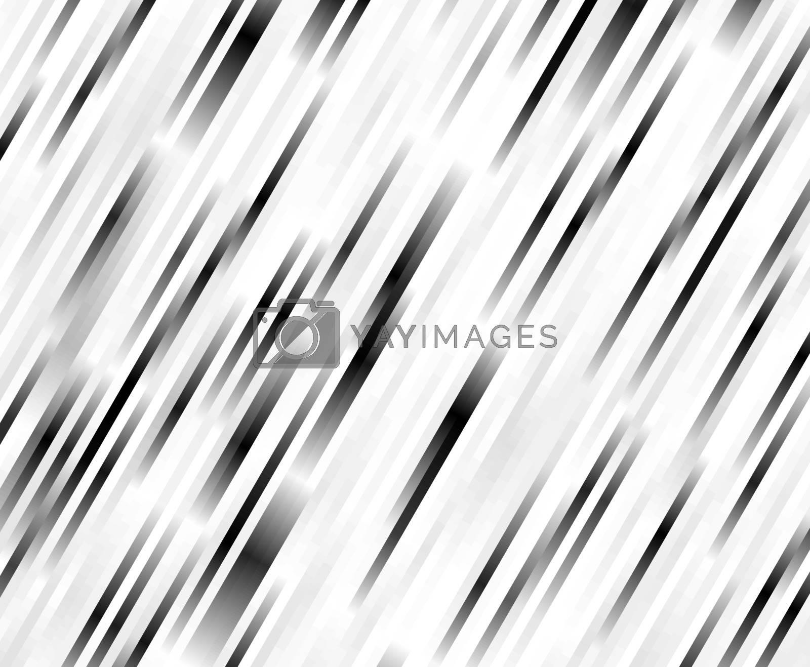 black and white diagonal stripes background