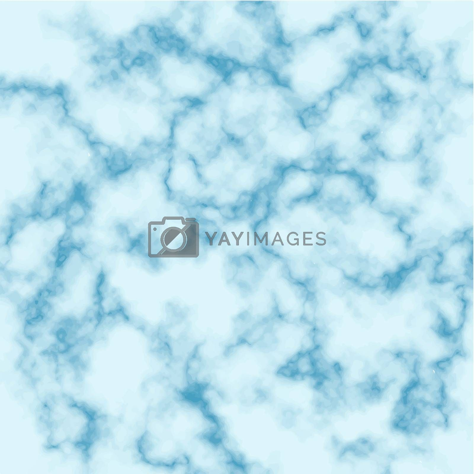 Abstract marble effect background by balasoiu