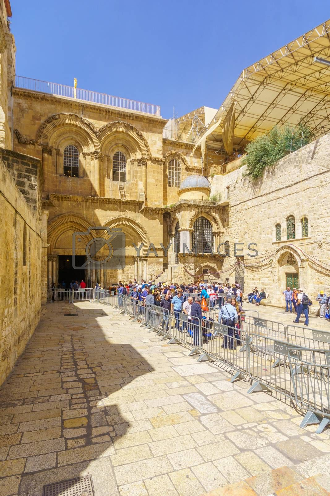 Orthodox good Friday 2018 in Jerusalem by RnDmS