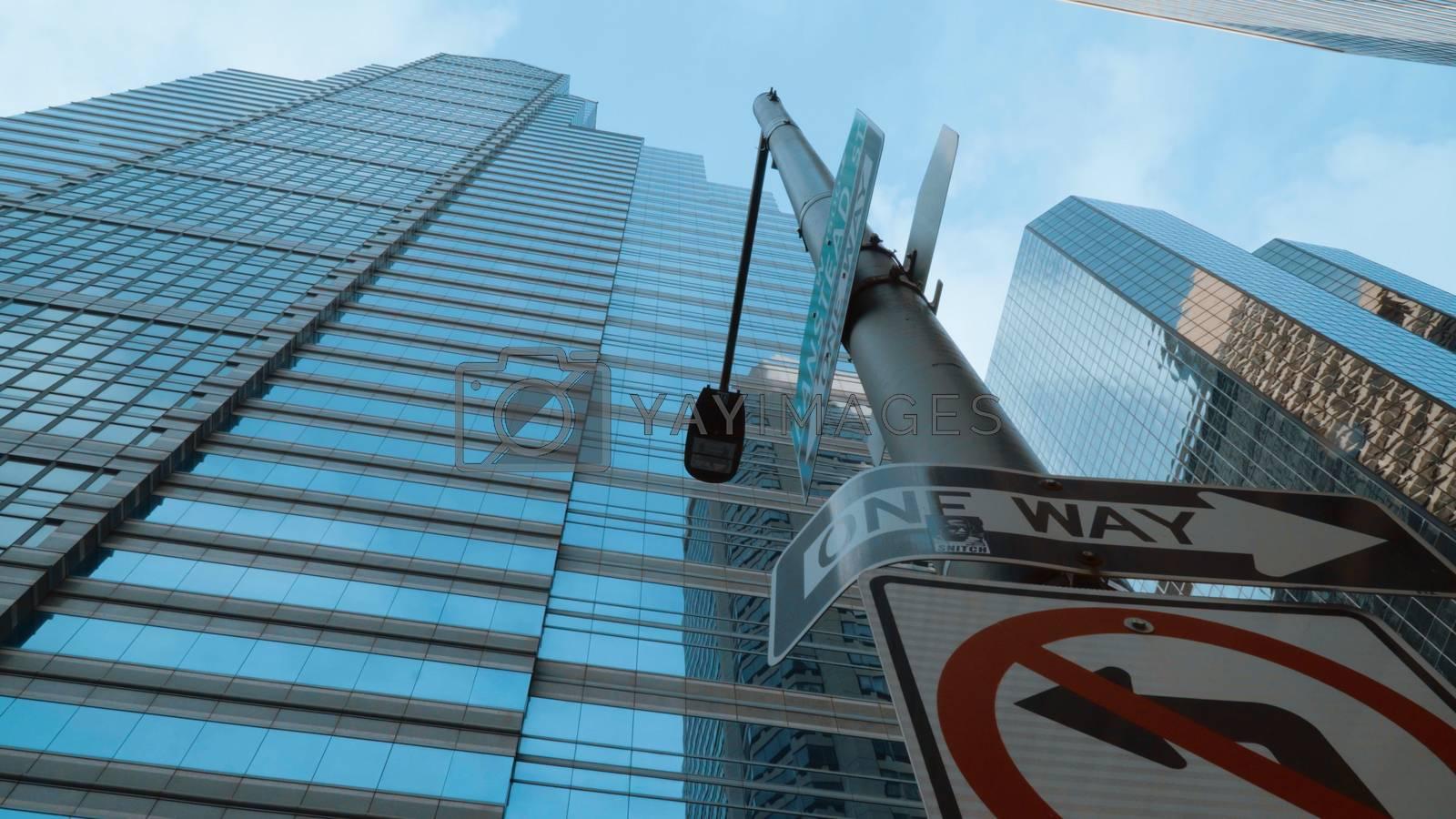 The Skycrapers of Philadelphia