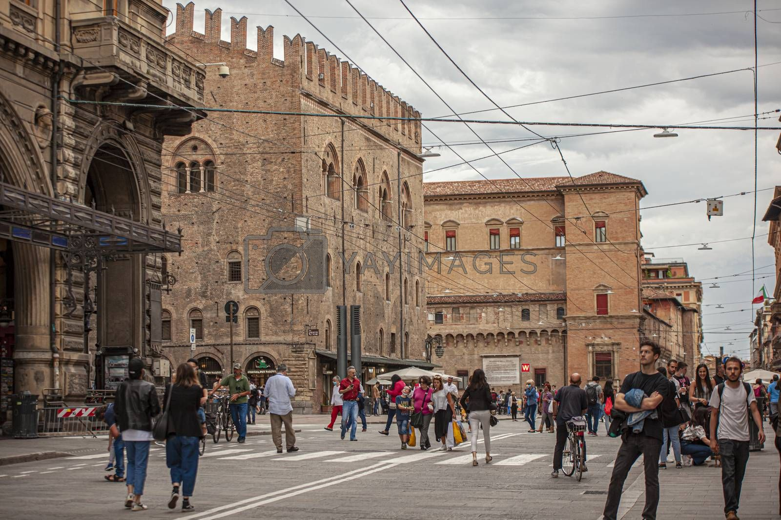 People in Bologna 11 by pippocarlot