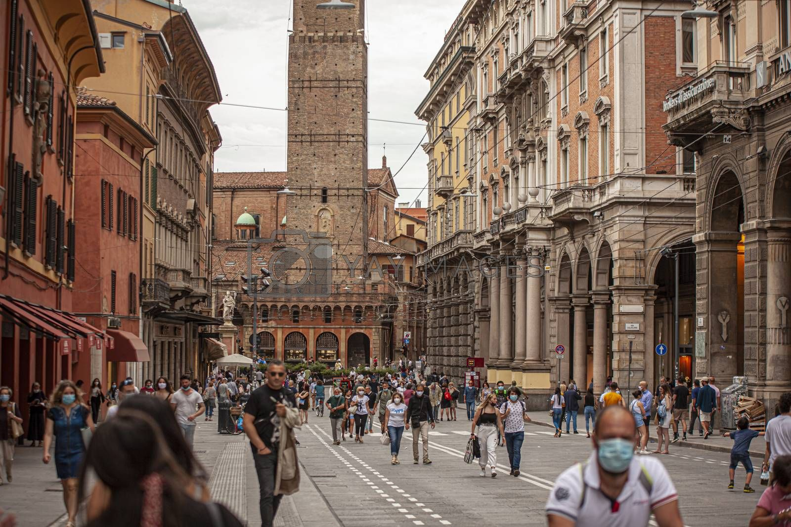 People in Bologna 14 by pippocarlot