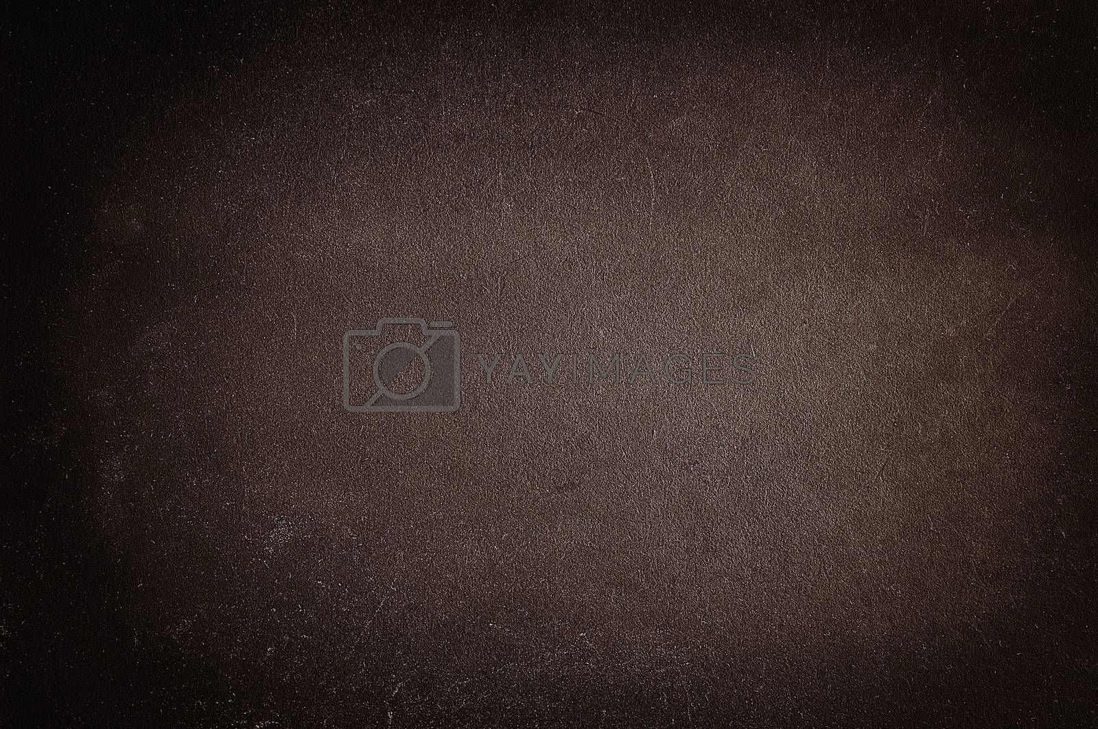 Slate brown as background and with space for writing