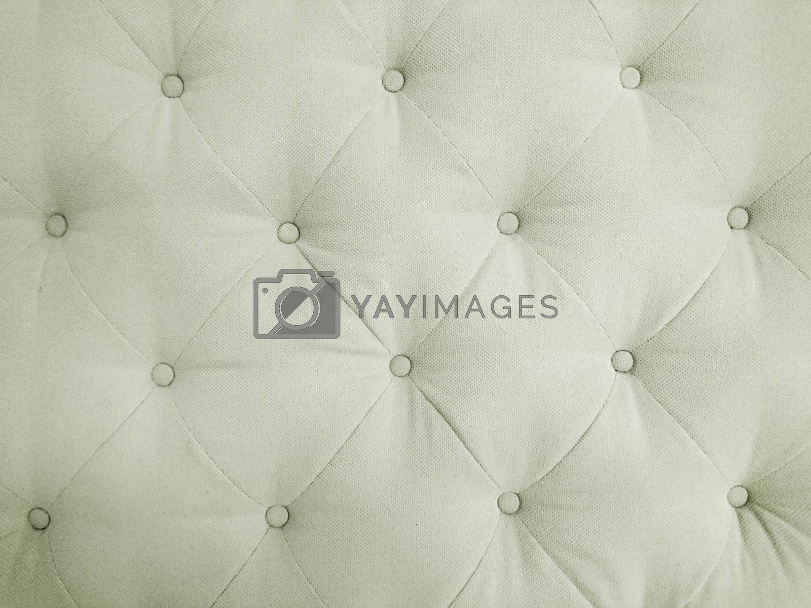 Vintage style fabric of sofa pattern background