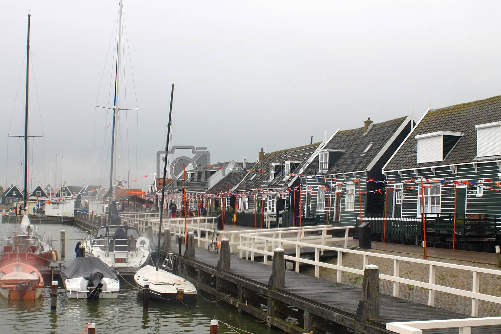 Marken,North Holland, Netherlands