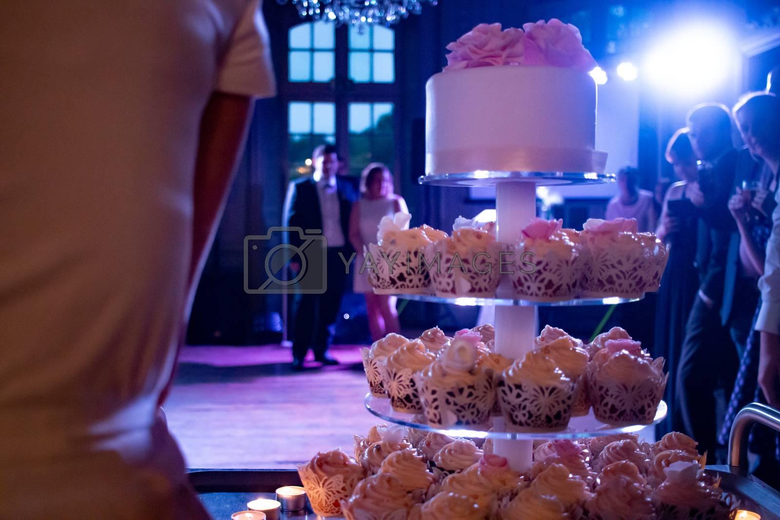 wedding cake wedding party wedding guests wedding service caering