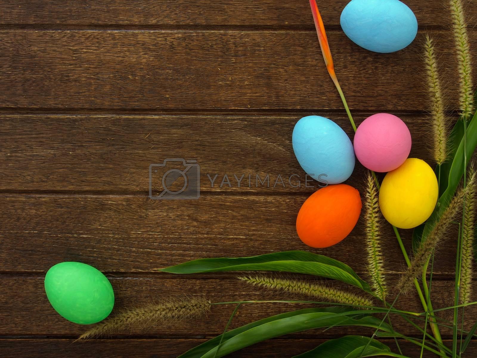 easter egg by Phonlawat