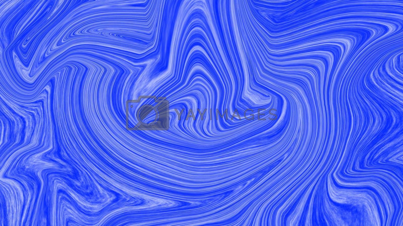 Royalty free image of Colorful fluid imitating texture for marbles and interiors. by Photochowk