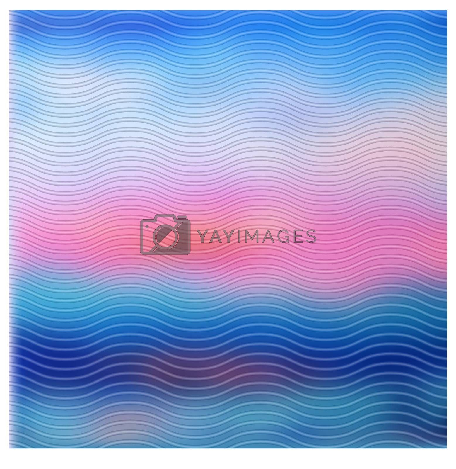 Abstract dynamic geometric background. Vector format