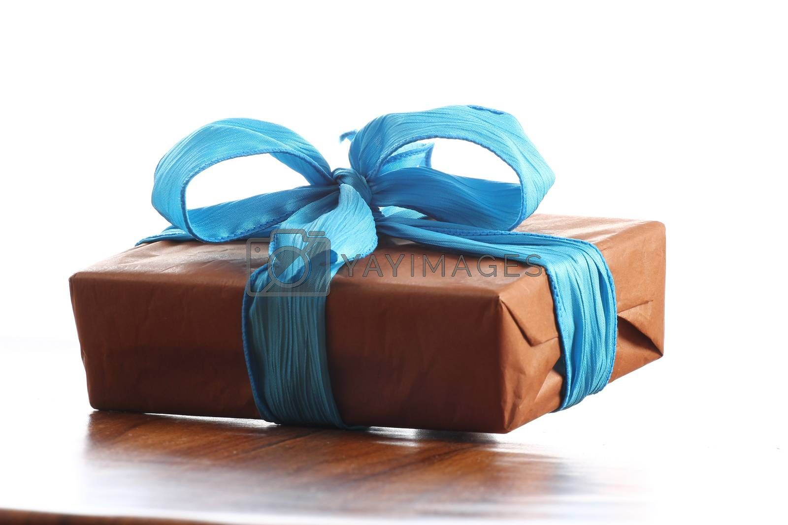 Presents packaged and ready to give a loved one