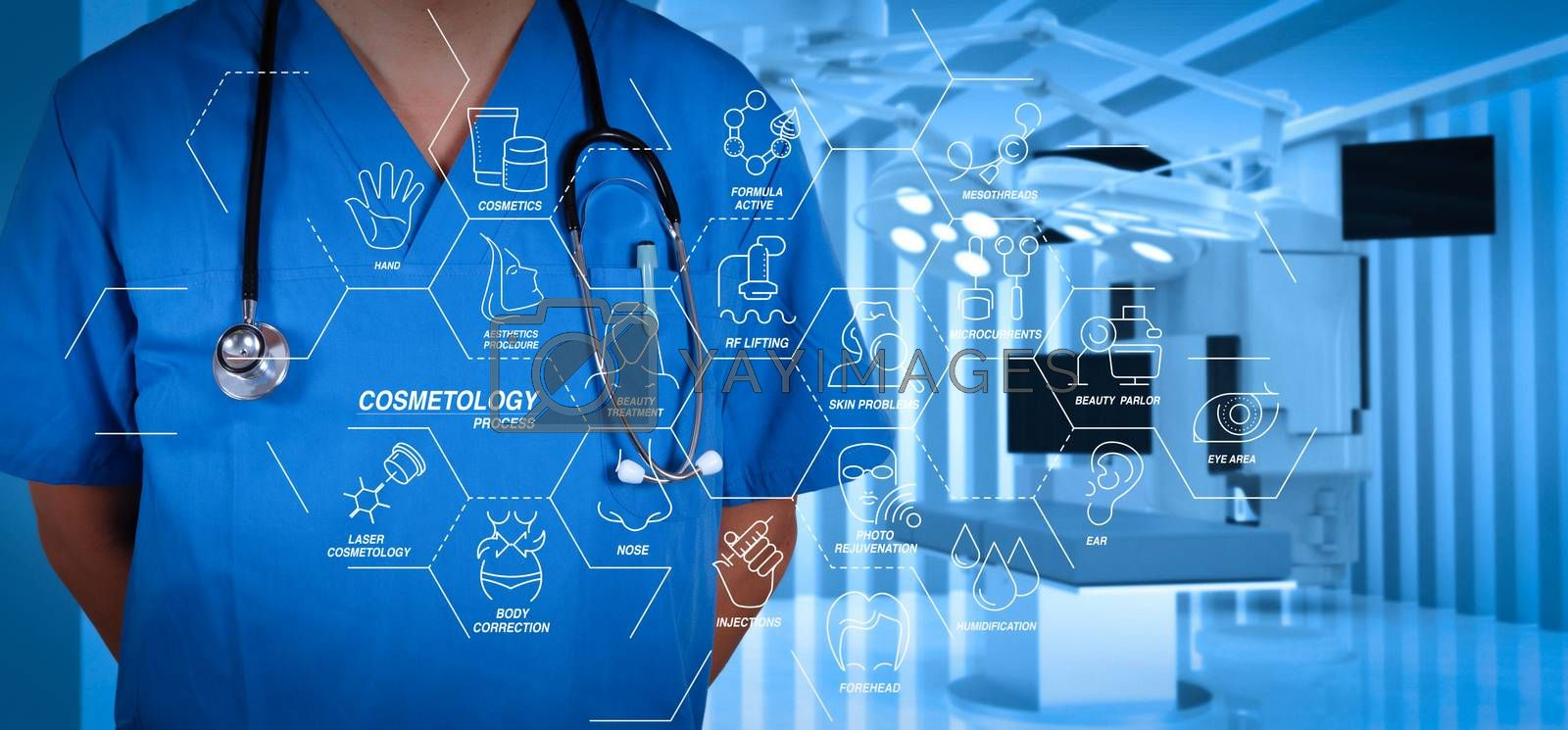 Royalty free image of success smart medical doctor by everythingpossible