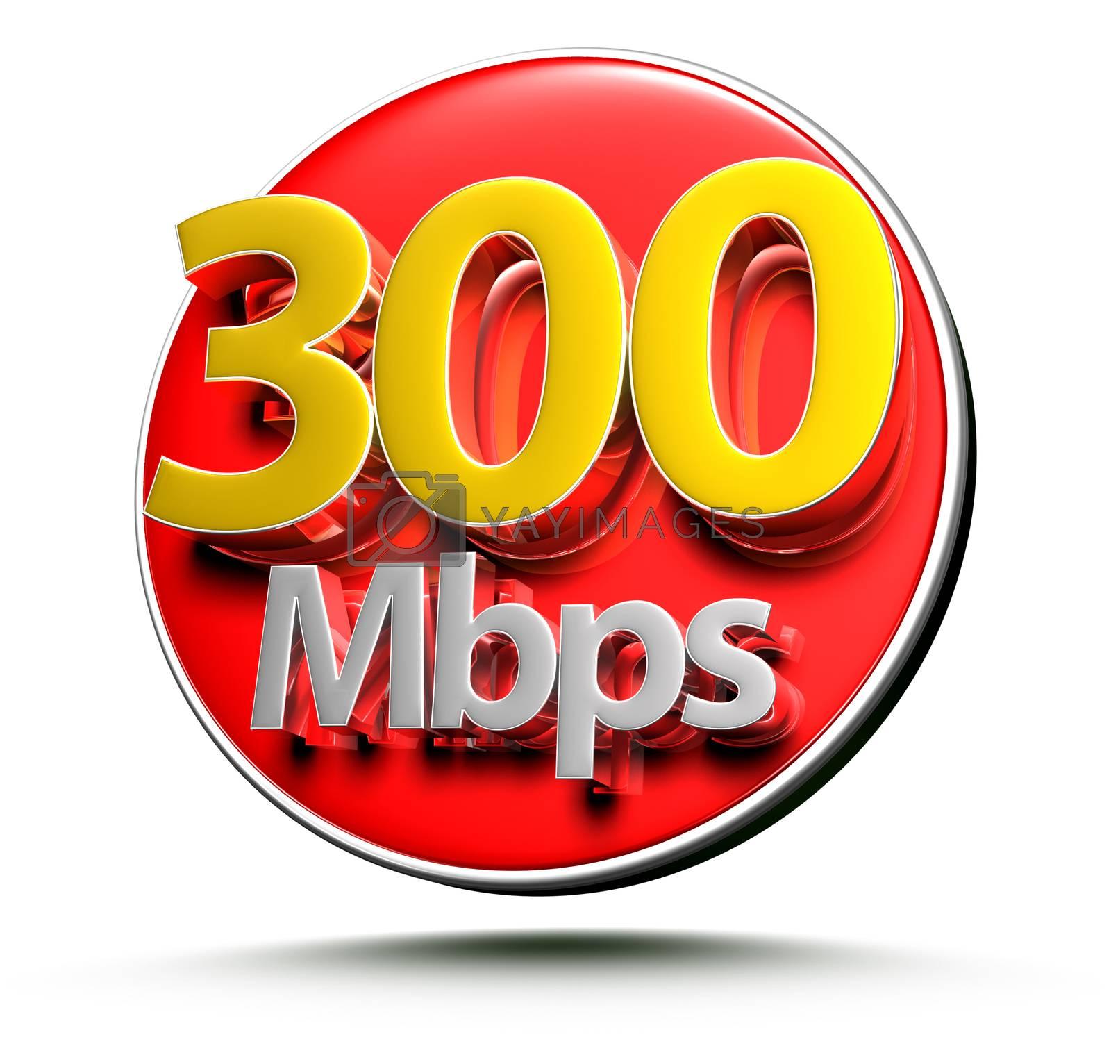 300 mbps 3d. by thitimontoyai