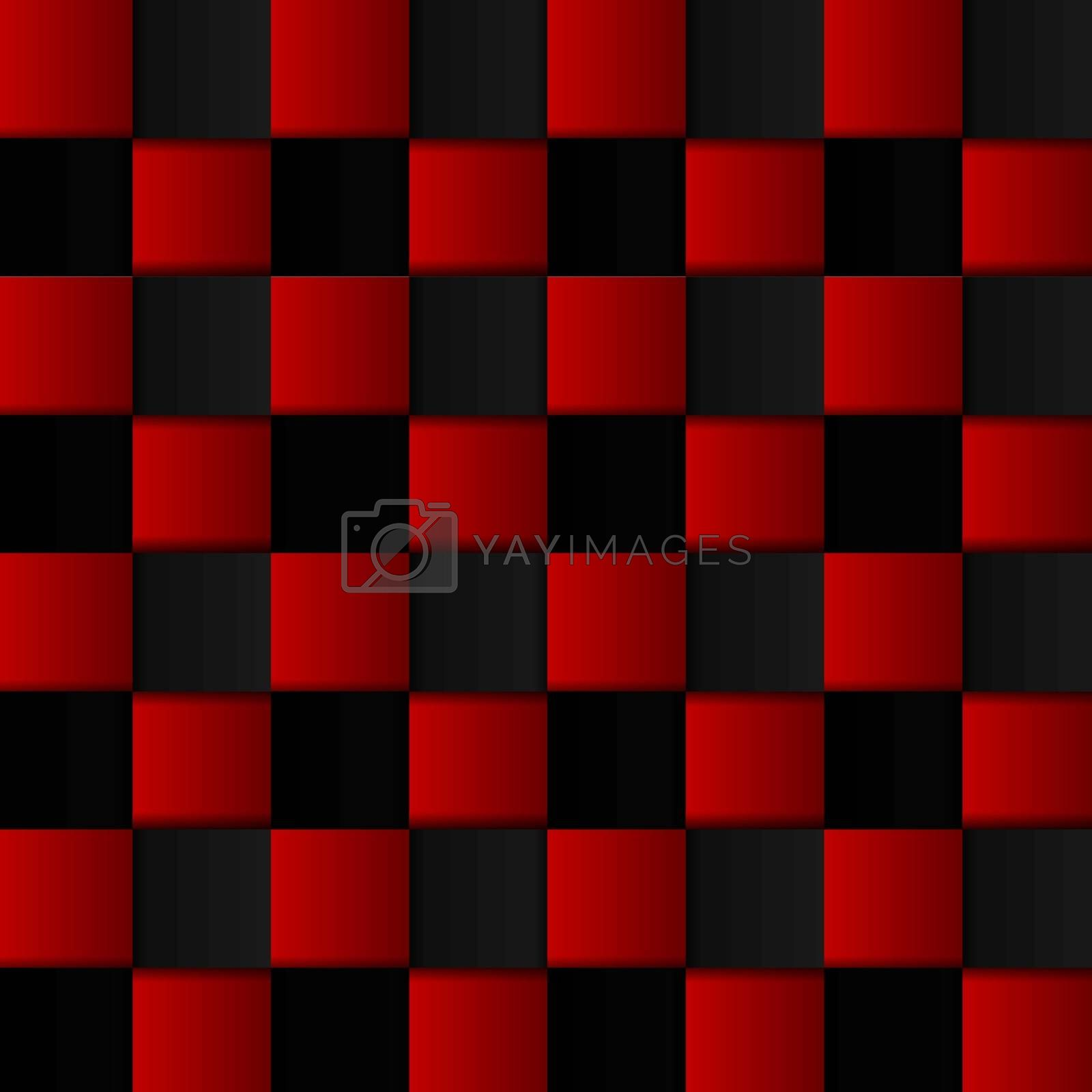 Abstract Gypnotic Background.Vector Illustration