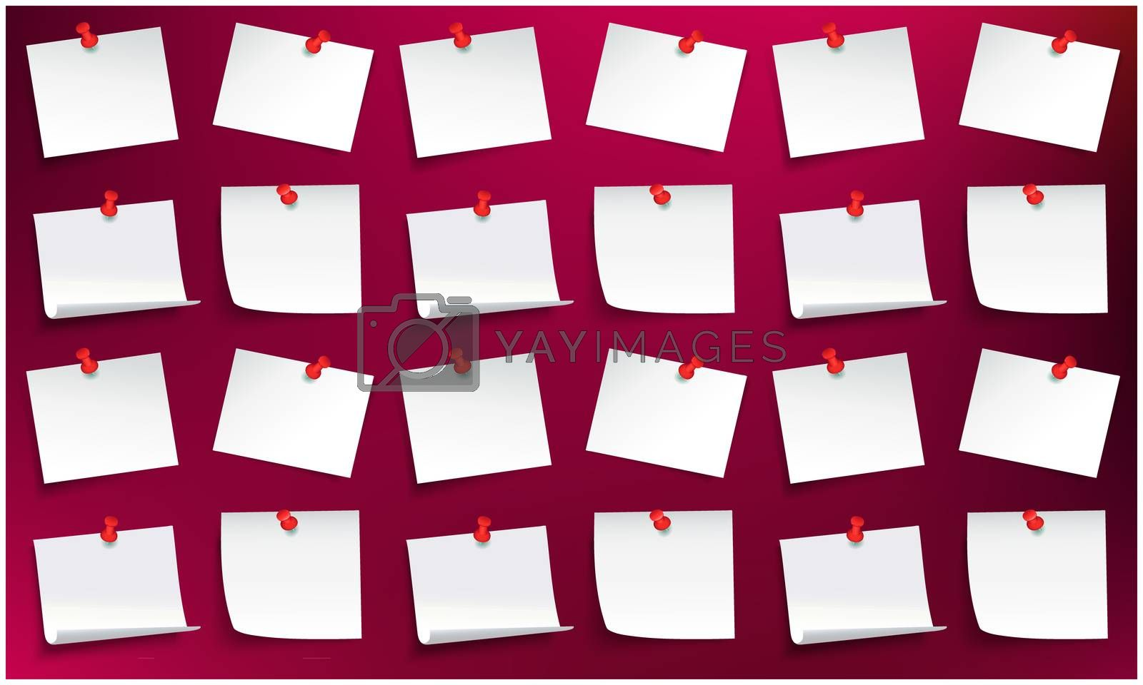 digital textile design of notes on abstract backgrounds