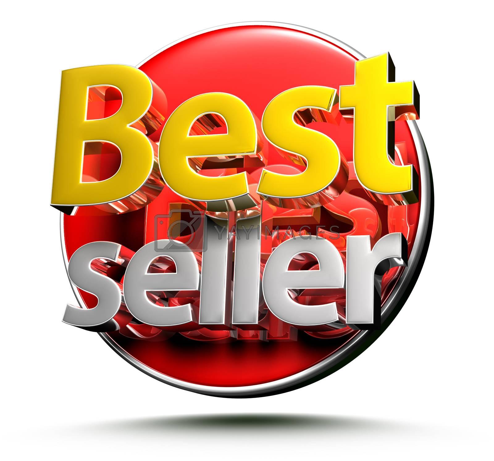 Best seller 3d. by thitimontoyai