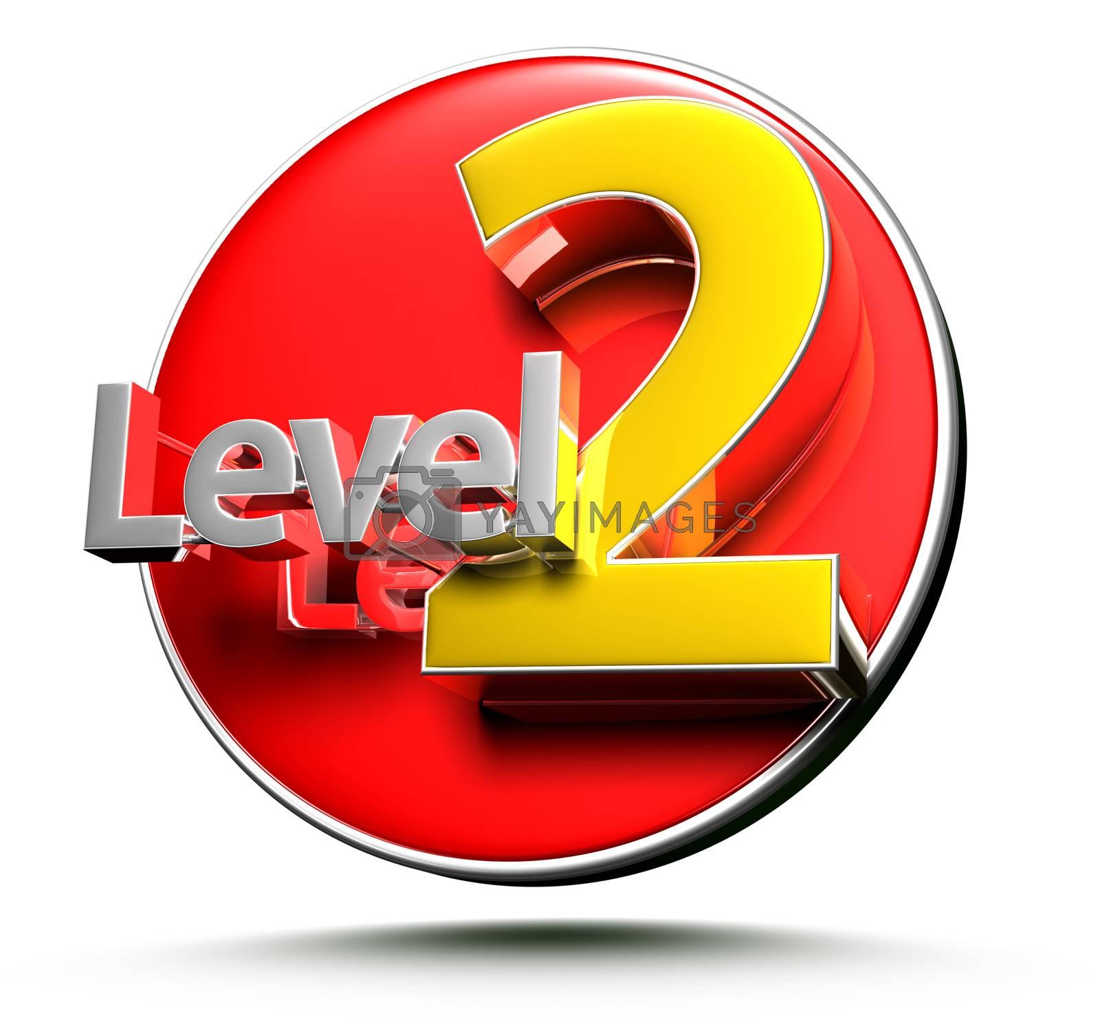Level 2 3d. by thitimontoyai