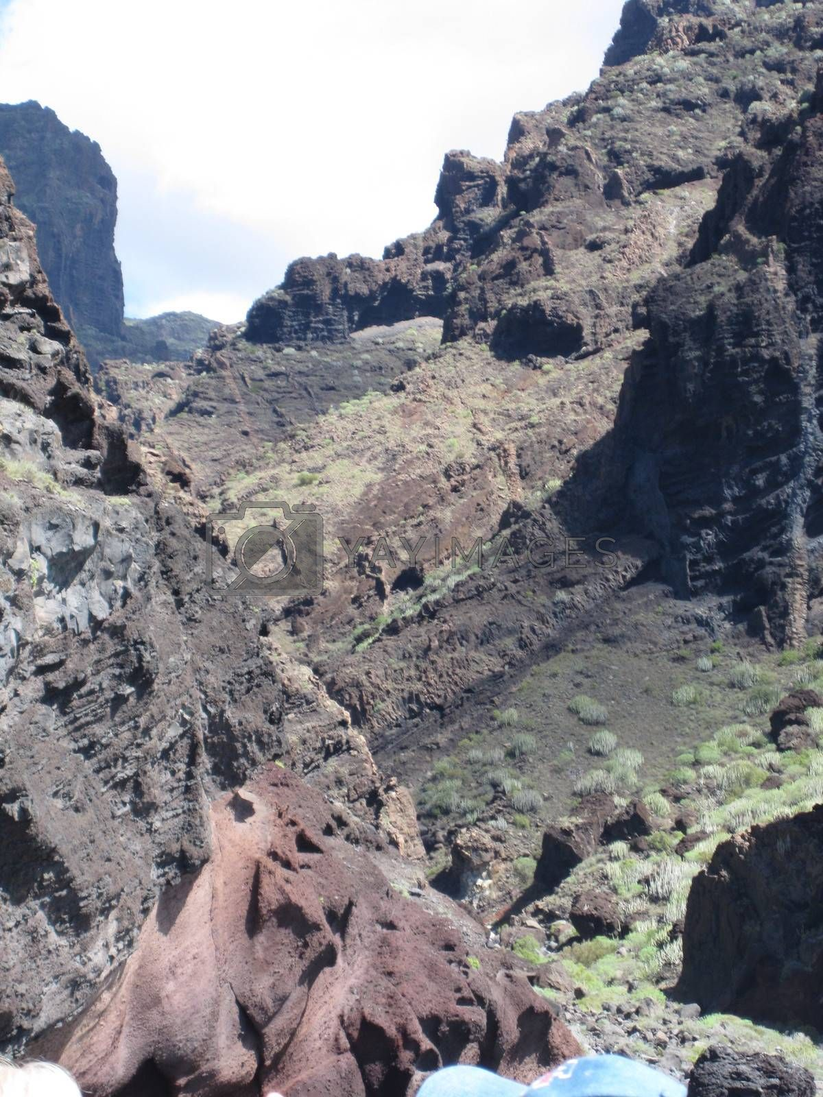Masca valley at Tenerife