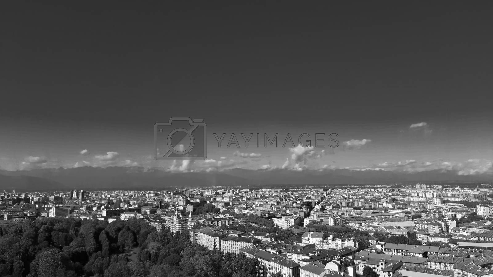 Turin city in summer by yohananegusse